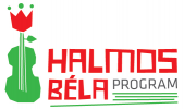 Halmos Béla program -logo